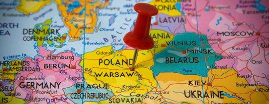 Особенности воеводств Польши